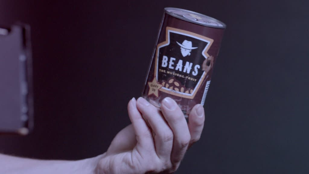 Zubr Trainrobber augmented reality beans can