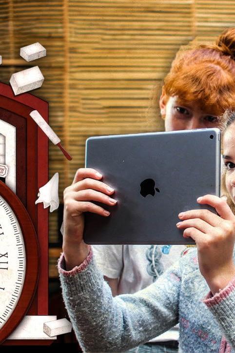 Augmented heritage views AR iPad app