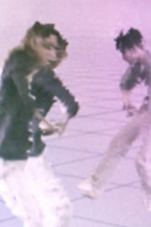 Zubr virtual reality volumetric video dance piece on Gear VR