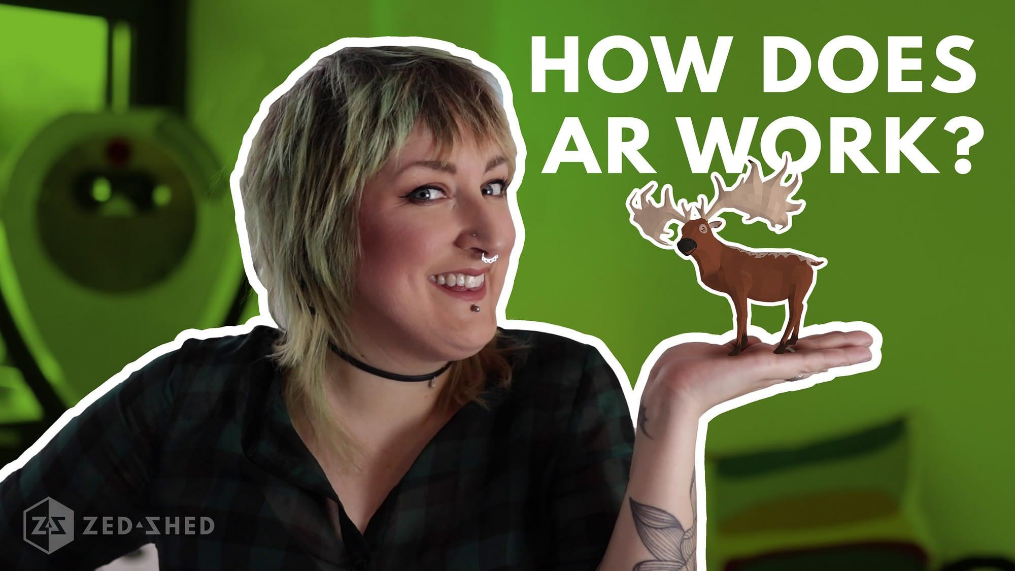 How does AR work?
